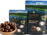 Macadamias Australia – Milk Chocolate Macadamias