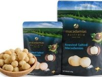 Macadamias Australia – Roasted Salted Macadamias