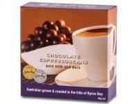 Zentveld's Australian Coffee – 50g Milk & Dark Chocolate Expresso Beans