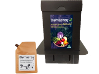 Biomaster - Kitchen Waste Wizard Mini Composter