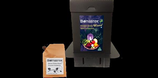 Biomaster – Kitchen Waste Wizard Mini Composter