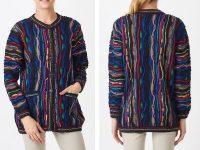 Aklanda Australia – Billabong Long Button Cardigan