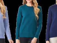 Aklanda Australia – Merino Crew Sweater