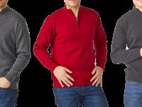 Aklanda Australia – Merino Half Zip Sweater