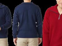 Aklanda Australia – Merino Rib Zip Shawl Collar