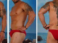 Aussie Togs – Surf Euro-Brazil Butt Briefs