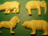Fondant Molds – Animals