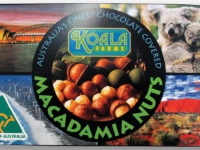 Koala Farms – Item No. 1002 - Milk Chocolate Covered Macadamia Nuts – Souvenir Box