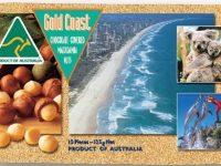 Koala Farms – Item No. 1016 - Milk Chocolate Covered Macadamia Nuts - Gold Coast Souvenir Box