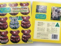 Koala Farms – Item No. 1085 - Milk Chocolate Koalas with Macadamia Nut Pieces