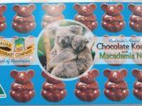 Koala Farms – Item No. 1087 - Milk Chocolate Koalas with Macadamia Nut Pieces