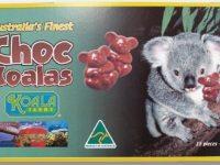 Koala Farms – Item No. 2009 - Milk Chocolate Koalas