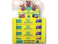 Koala Farms – Item No. 2029 - Milk Chocolate Koalas with Macadamia Nut Pieces (3 Pieces)