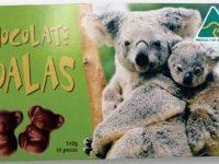 Koala Farms – Item No. 2072 - Milk Chocolate Koalas