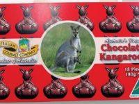 Koala Farms – Item No. 2086 - Milk Chocolate Kangaroos