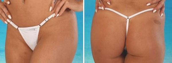 sunbabe Swimwear – Super Micro G String Adjust-able Sides Pants