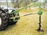 Agrifarm Implements – APD Post Hole Digger