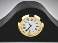 Australian Mallee Art – Mini Clock 1 - Australian Ancient Redgum