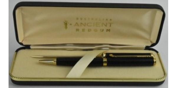 Australian Mallee Art – Pen & Letter Opener Set- Australian Ancient Redgum