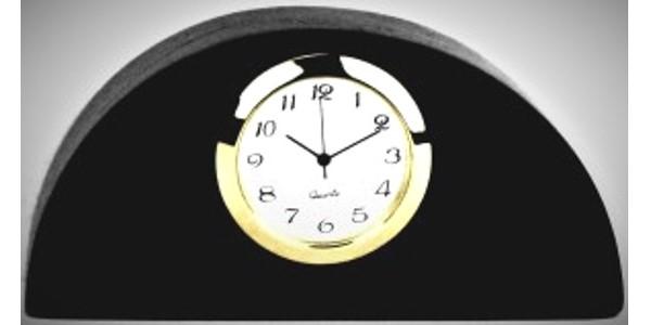 Australian Mallee Art – Small Clock 1 – Australian Ancient Redgum