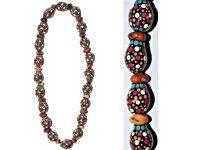 Australian Mallee Art – Aboriginal Hand Painted and Hand Made Beads