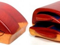 Australian Mallee Art – Australian Wood Jewellery  Ring Box - Australian Spurwood