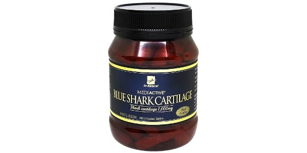 AstraGrace – (Dr.Natural) Blue Shark Cartilage 1000mg 180's