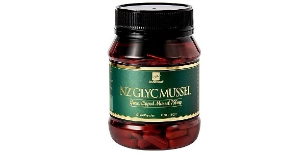 AstraGrace – (Dr.Natural) NZ Glyc Mussel Powder 180's