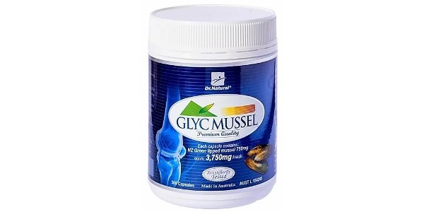AstraGrace – (Dr.Natural) NZ Glyc Mussel Powder 360's