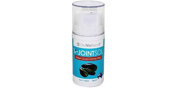 AstraGrace – (Dr.Natural) V-Jointsol Green lipped Mussel Rub 70 g