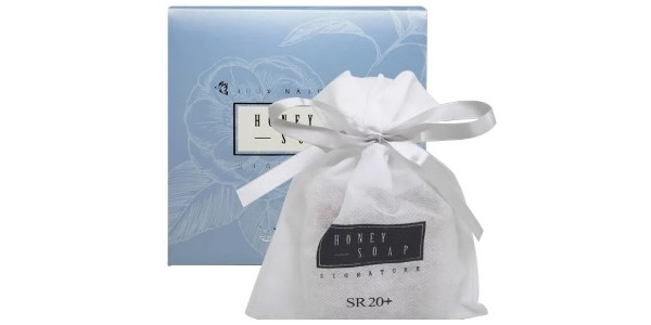 AstraGrace – (SR20+) Honey Soap Signature 120 g