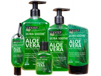 Concept Laboratories – Extracted from natures Aloe Vera Baradensis Leaf, Ultra Soothe Aloe Vera Gel