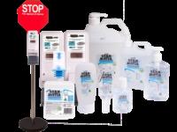 Concept Laboratories – Germ Buster Antibacterial Sanitising Hand Gel