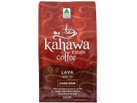 Kahawa Estate Coffee – Lava 225 g Coarse Grind