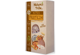 Praline Holdings Pty Ltd  – (Nature's Tribe) Low Carb Protein No Added Sugar Bites – Peanut & Toffee