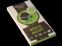 Praline Holdings Pty Ltd  – (Nature's Tribe) Wild Mint Dark Chocolate 88 g Bar