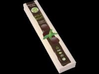 Praline Holdings Pty Ltd – (Nature's Tribe) Wild Mint Dark Sugar Free Chocolate Truffles 100 g Box