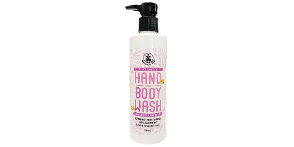 Natural Aid – Hand & Body Wash – Calendula Infused 250 mL
