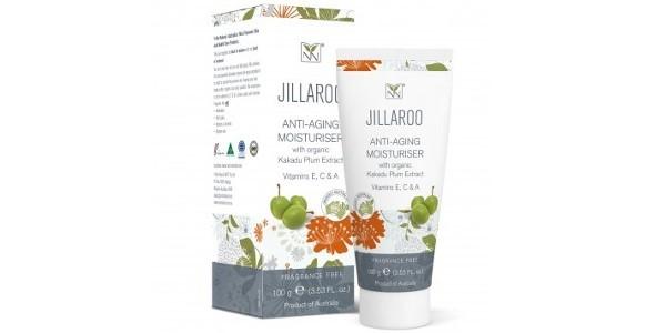 Y-Not Natural Aust Pty Ltd – Jillaroo Anti-Aging Moisturiser with Organic Kakadu Plum Extract