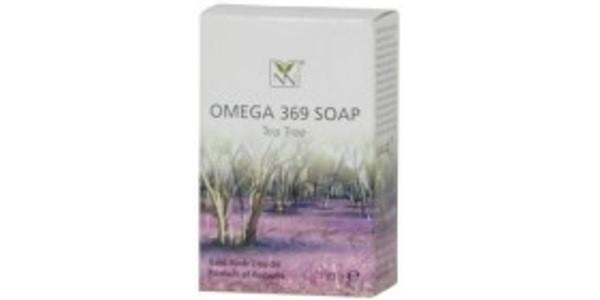 Y-Not Natural Aust Pty Ltd – Natural Omega 369 Tea Tree Soap