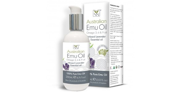 Y-Not Natural Aust Pty Ltd – Emu Oil Infused with Lavender