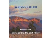 Auspress Marketing -  Robyn Collier - Paintings from Burragorang the Lost Valley