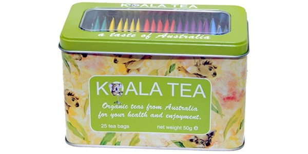 Koala Tea Company – Gourmet Koala Tea Tin