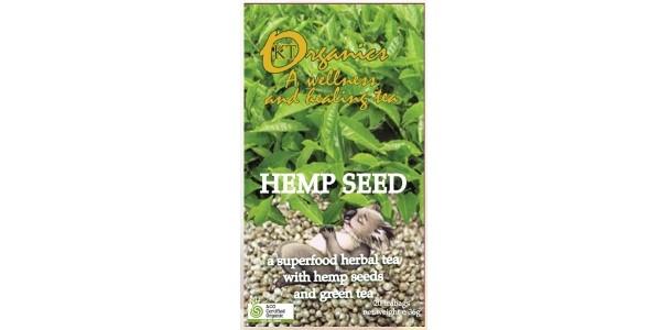 Koala Tea Company – Hemp Seed Tea