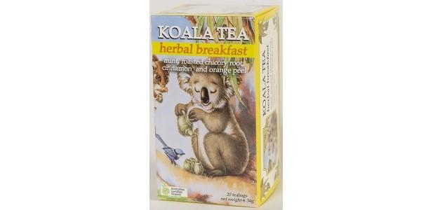 Koala Tea Company – Herbal Breakfast Tea