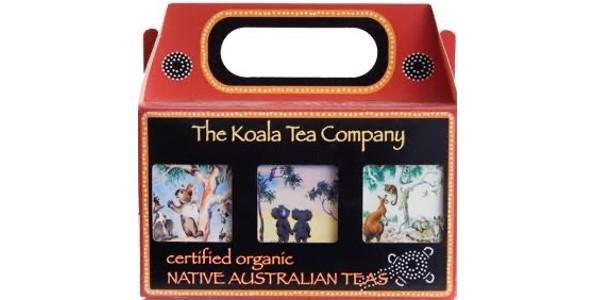 Koala Tea Company – Native Carry Handle Tea