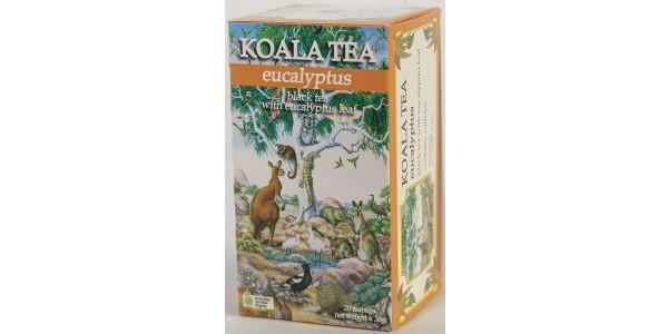 Koala Tea Company – Organic Eucalyptus Tea