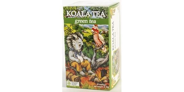 Koala Tea Company – Organic Green Tea