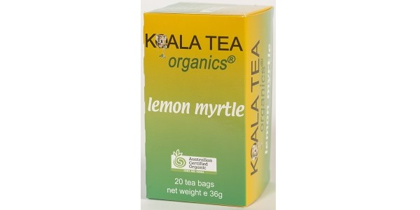 Koala Tea Company – Organic Lemon Myrtle Tea