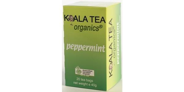 Koala Tea Company – Peppermint Tea
